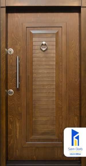درب ضد سرقت کرکره برجسته SD101