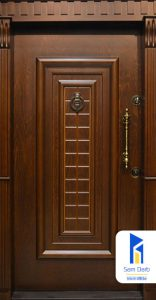 درب ضد سرقت ونوس سلطنتی SD110