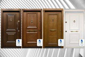 راهنمای انتخاب رنگ درب ضد سرقت