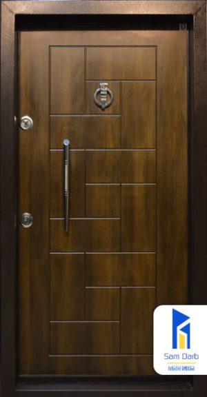 درب ضد سرقت پازلی SD121