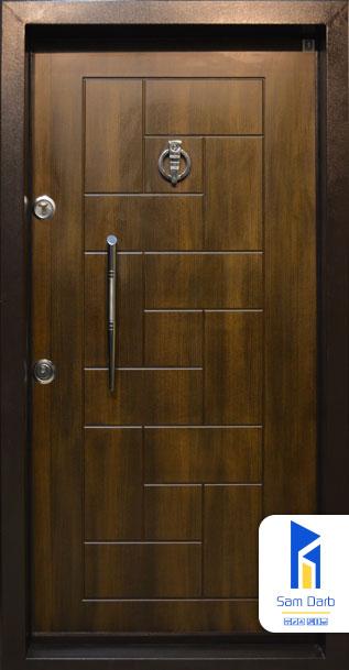 درب ضد سرقت پازلی