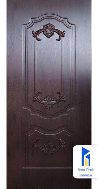 درب اتاق خواب PVC-M201