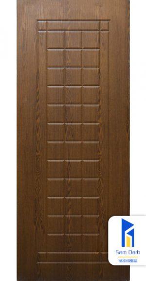 درب اتاق CNC بیسکویتی PVC-C401