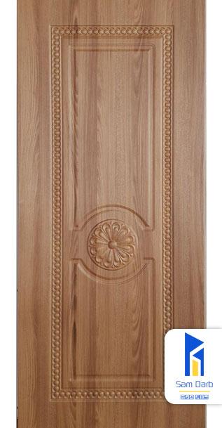 درب اتاق خواب چوبی M203