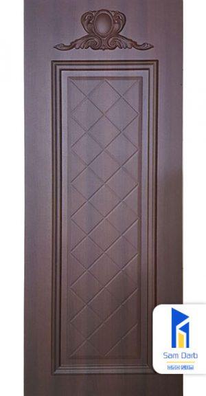 درب اتاق خواب چوبی PVC-M206