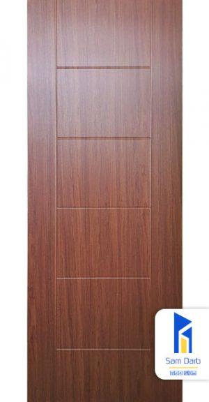درب اتاقی ام دی اف CNC PVC-C406