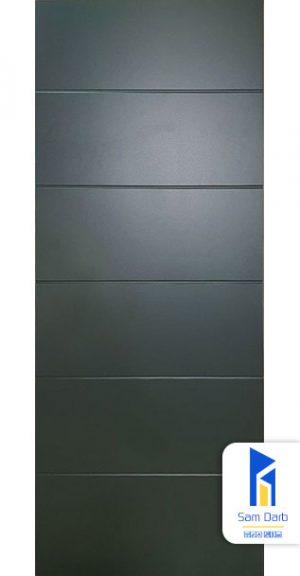 درب اتاق خواب مدرن PVC-C404
