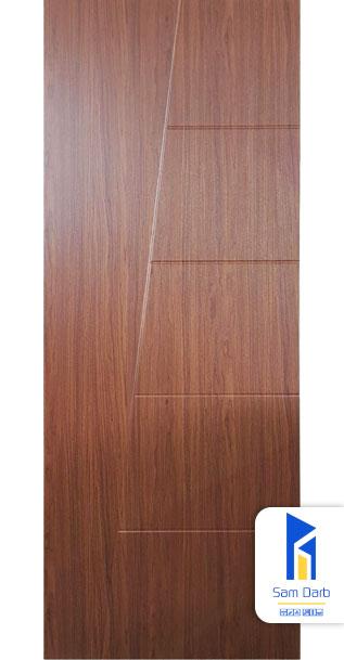درب اتاق PVC-C407