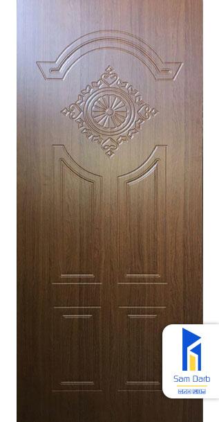 درب روکش پی وی سی